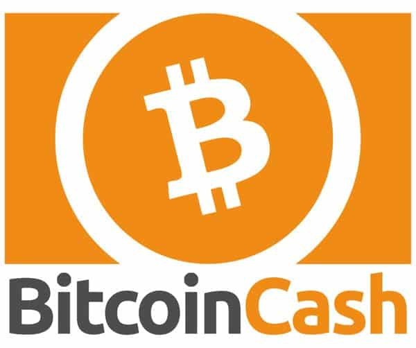 Image du logo bitcoin cash