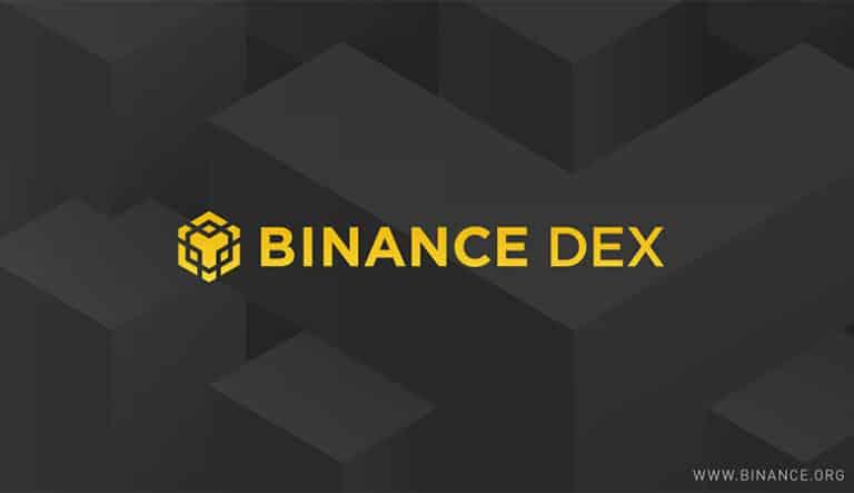 Echange Décentralisé Binance Dex