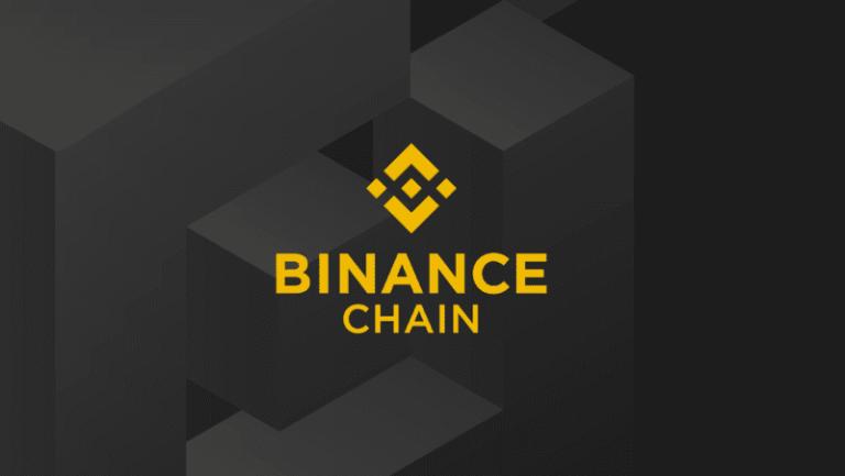 Plateforme Binance Chain