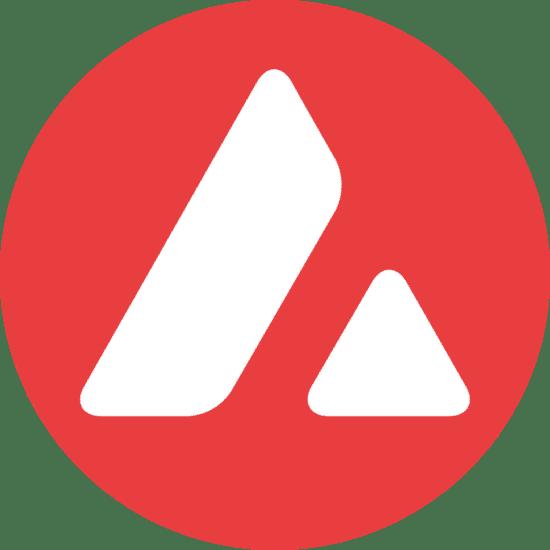 logo crypto avalanche