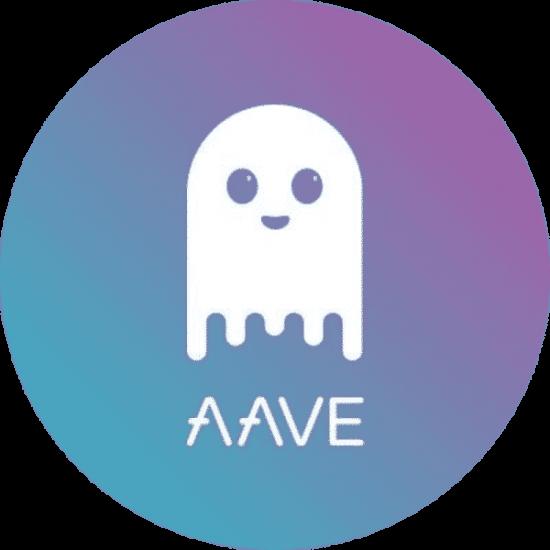 Logo Crypto Aave