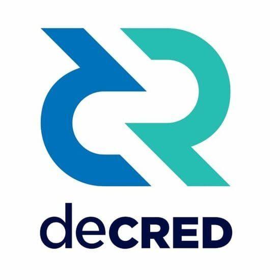 logo crypto decred