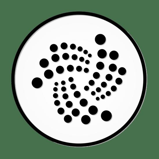 Logo Crypto Iota